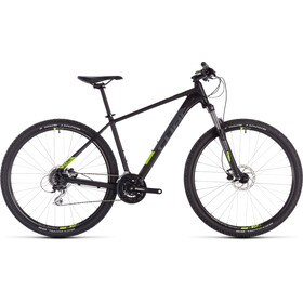 Cube Aim Pro MTB Hardtail sort